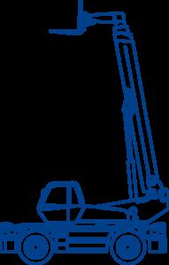 Rotative-Telehandler